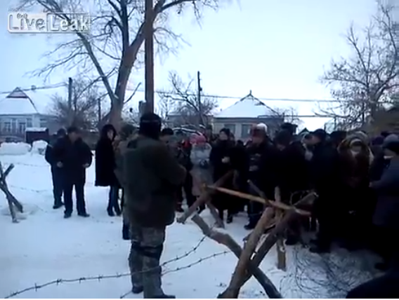 Red Star Over Donbass: January 2015