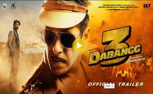 Dabangg 3 full Movie download Tamilrockers 2019