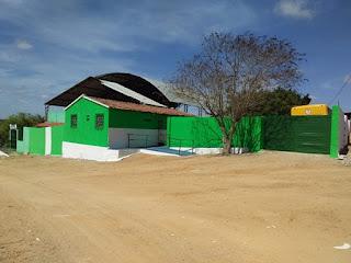 Em Picuí, EMEF Tertuliano P. de Araújo será entregue a comunidade 'Pedreiras' totalmente revitalizada