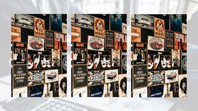 Peluang Usaha Bisnis Poster Hiasan Dinding dengan Modal Minim - www.radenpedia.com