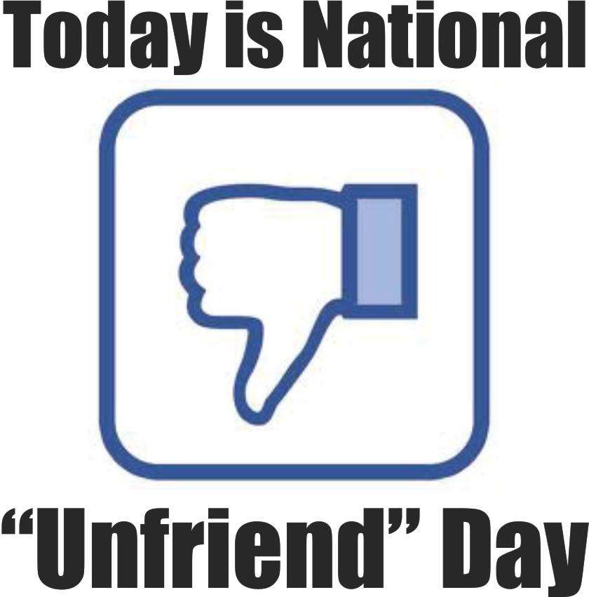 National Unfriend Day Wishes Pics