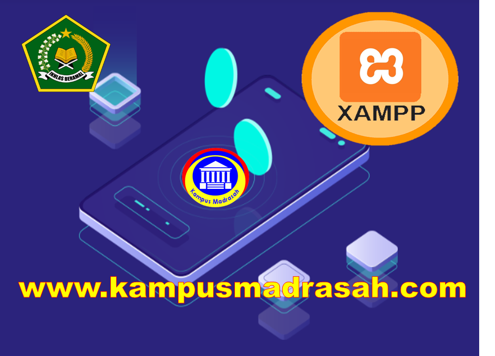 RDM HD Madrasah Versi XAMPP