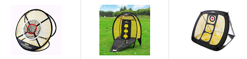 AMAZON - Portable Pop Up Golf Chipping Net