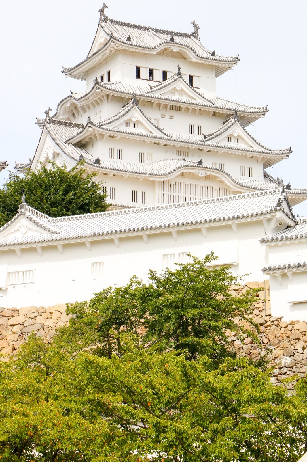 Himeji Castle - The largest castle in Japan
