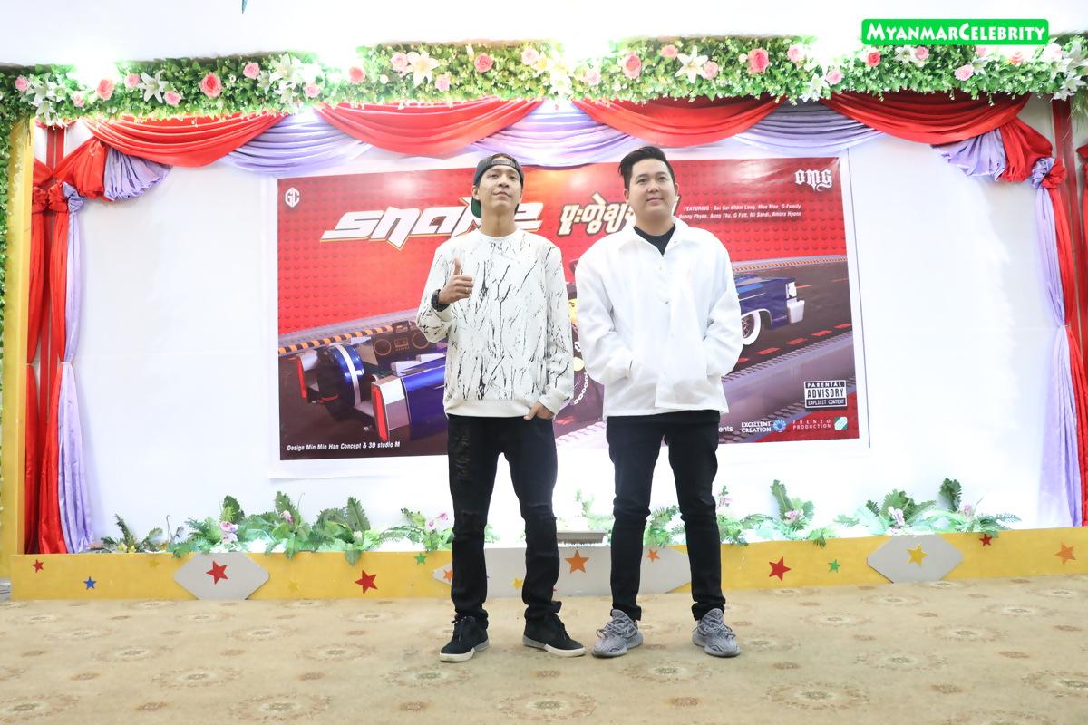 Myanmar Celebrity -