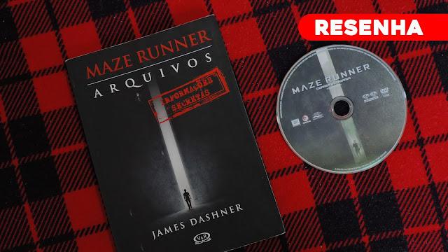 Maze Runner - Arquivos