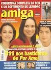 """Brigas, tapas e inveja: bastidores de """"Por Amor"""", segundo revista e jornais"""