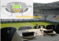 Logo M&M's '' Il Gusto di Sentirsi Campioni'' : vinci biglietti SkyBox Juventus (valore 5.000€)