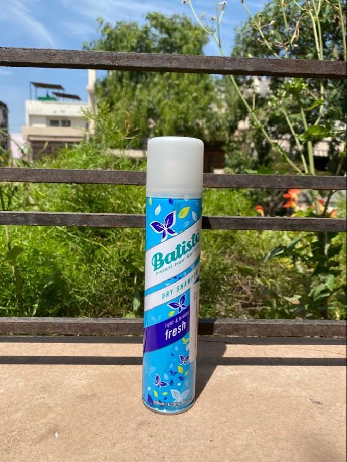Batiste Dry Shampoo Breezy Fresh Review