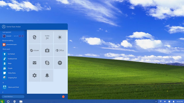 How Windows XP Looks in 2018