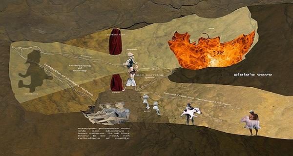 Ζούμε μέσα στο ΜΑΤΡΙΧ 14000 χρόνια!!! Άλλοι το λένε σπηλιά του ΠΛΑΤΩΝΑ …