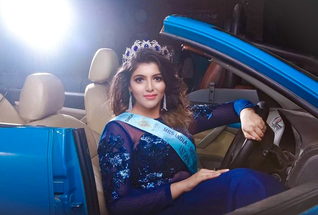 Hashwata-Prasanna-won-Mrs-India-2020-21-title-First-place-in-the-top-10