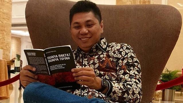 Beri Selamat ke Partai Ummat, Jansen Bandingkan Amien Rais dengan Jenderal yang Pilih Jalan Begal