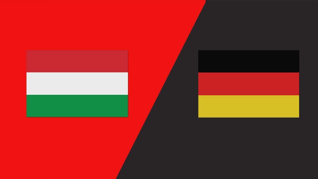 مشاهدة مباراة المانيا والمجر اليوم