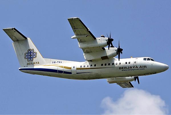 Berjaya Air Planes