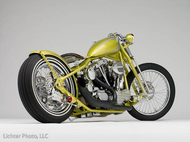 Harley Davidson By Steele Kustoms Hell Kustom