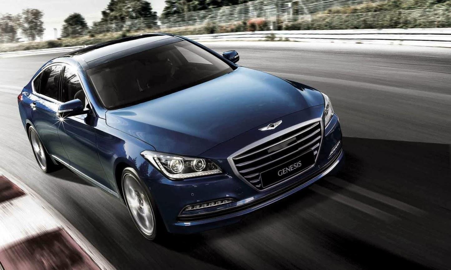 2017 Hyundai Genesis North American Car Of The Year Finalist