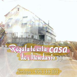 venta casas en Mondariz Pedreira - casas ferlopa