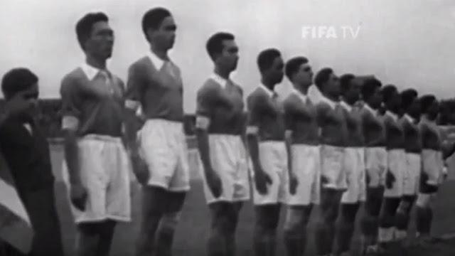 Bukan Korsel atau Jepang, Indonesia Tim Asia Pertama di Piala Dunia