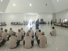 Sebanyak 250 Anggota Satpol PP Tual di Latih Penanggulangan Huru Hara