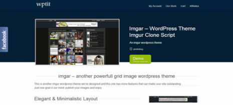 imagr powerful wordpress theme