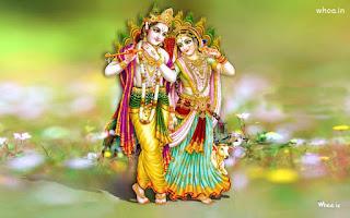 radha indian god wallpaper