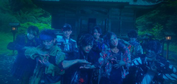 Hachioji Zombies film - Osamu Suzuki