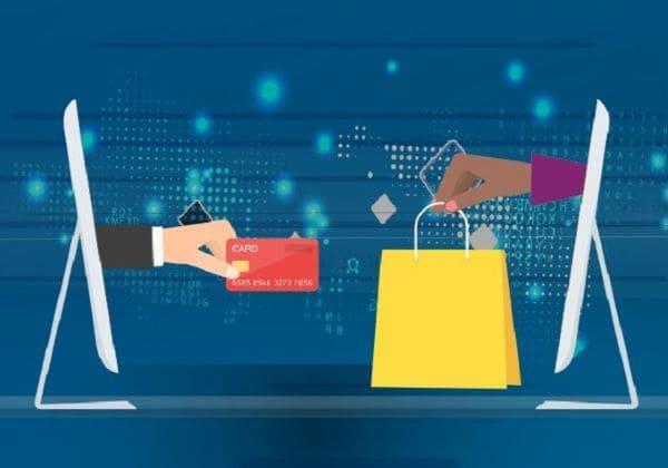 تقرير عن مبيعات التجارة الإلكترونية