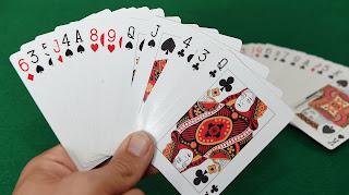 El juego de cartas Rummy