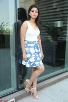 Yamini in Short Mini Skirt and Crop Sleeveless White Top 043.JPG