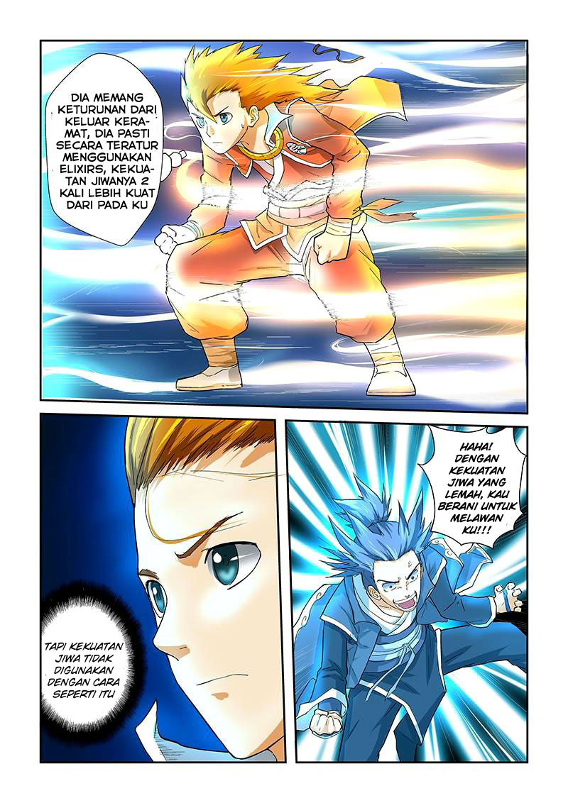 Tales of Demons and Gods Chapter 22