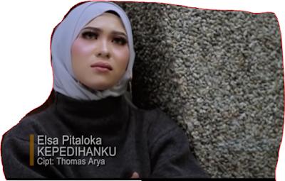 Kumpulan Lirik lagu Elsa Pitaloka – Kepedihanku Thomas arya