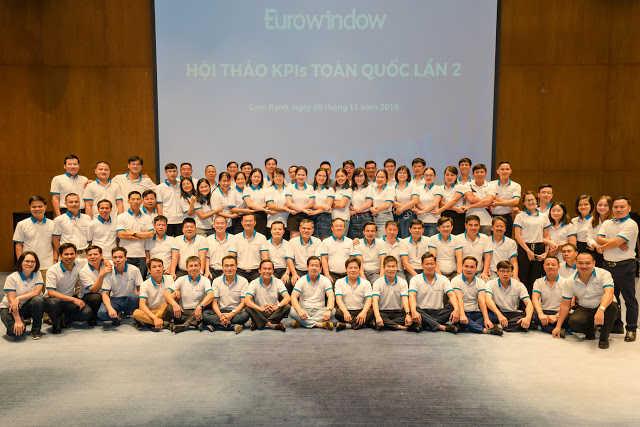 Hội Thảo KPIs Eurowindow