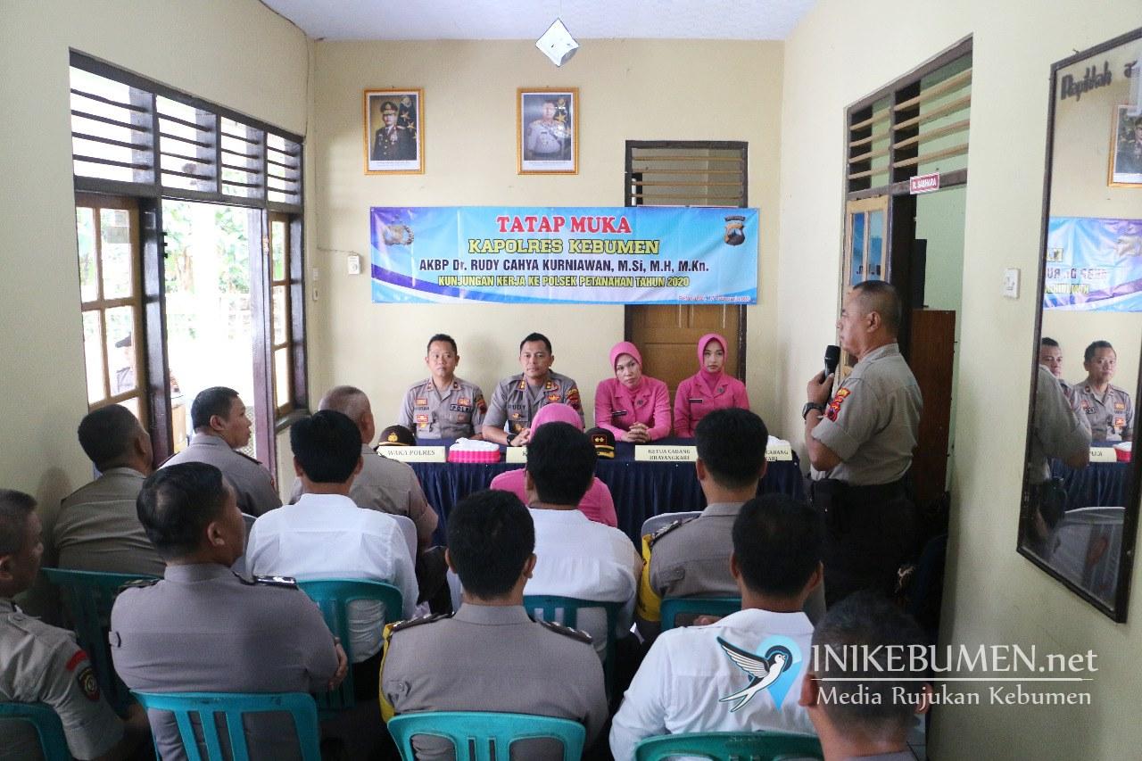 Sembilan Program Polda Jateng Disosialisasikan di Kebumen