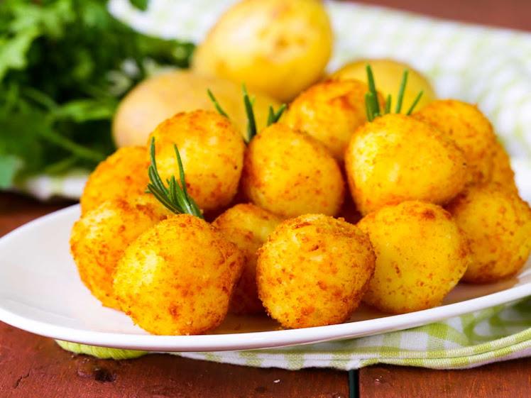 Receita de bolinhos de queijo