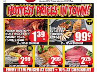King Cash Saver Weekly Specials March 20 - March 26, 2019