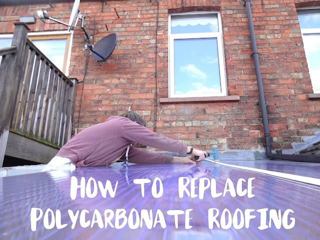 How to Replace Polycarbonate Roofing