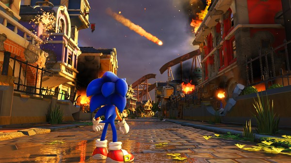 Sonic Forces PC Full Español