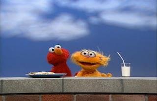 Elmo and Zoe sing Share. Sesame Street Best of Friends