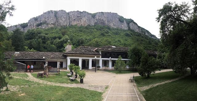 The Dryanovo Monastery
