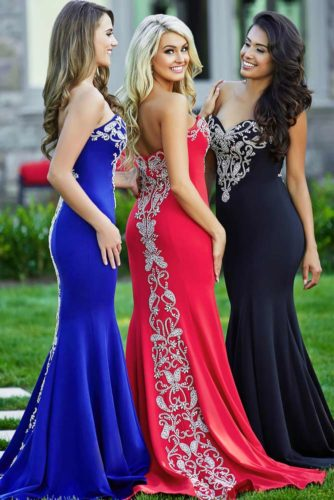 cute long prom dresses collection 2017 stylelix