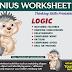Printable worksheet Matching 003