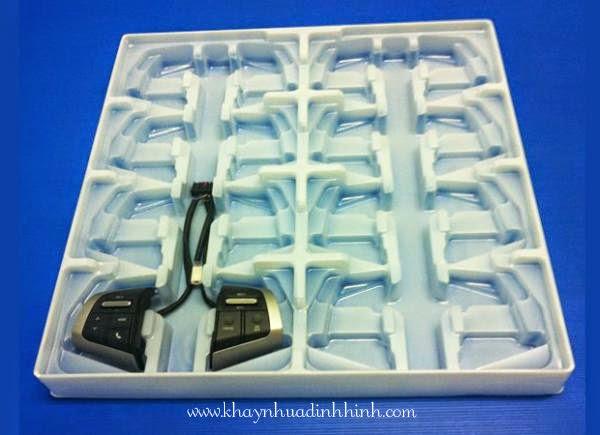 Khay nhựa chống tĩnh điện 09