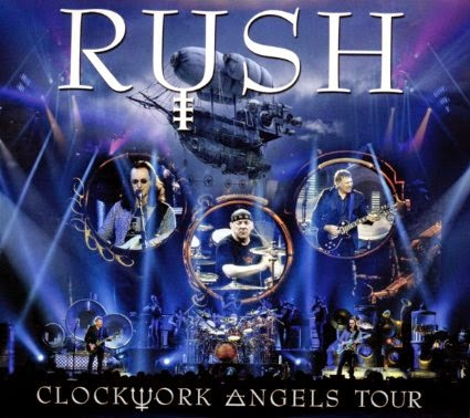 "(Rush) ""Clockwork Angels Tour"" Dallas TX USA"