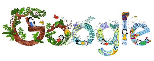 日替わりで変わるGoogle検索のロゴ「Doodle(ドゥードル)」とは?
