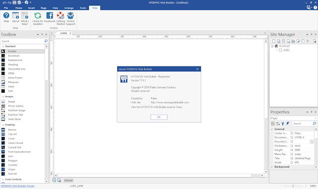 WYSIWYG Web Builder 12.0.4 Final + Extensions + keys + plugins