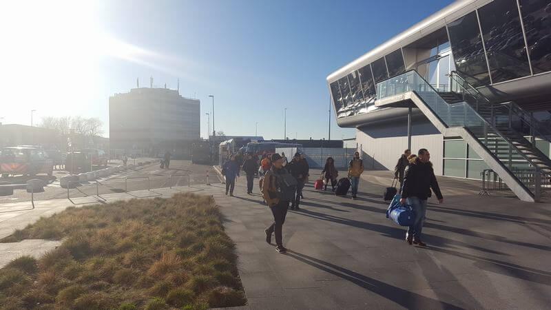 bus eindhoven aeropuerto al centro