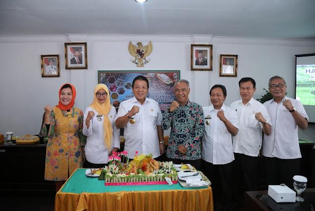 Gubernur Arinal Pacu Lokomotif Pertanian Lampung, Lakukan Terobosan Penting Bidang Peternakan dan Perkebunan