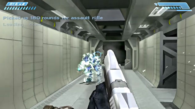 Halo: Combat Evolved (Demo) - Image du Jeu
