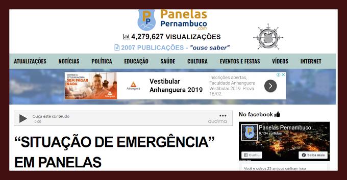 """NOVO ARTIGO - A """"SITUAÇÃO DE EMERGÊNCIA"""""""